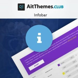 Sale! Buy Discount AIT Infobar - Cheap Discount Price