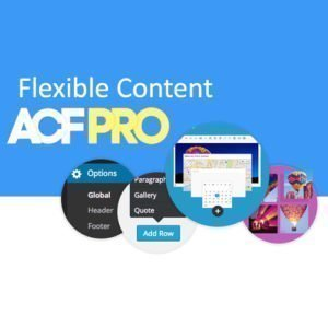 Sale! Buy Discount Advanced Custom Fields Flexible Content Addon - Cheap Discount Price