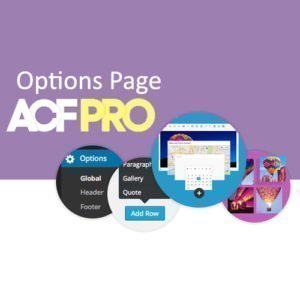 Sale! Buy Discount Advanced Custom Fields Options Page Addon - Cheap Discount Price
