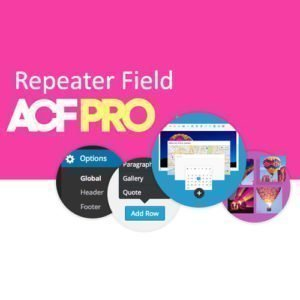 Sale! Buy Discount Advanced Custom Fields Repeater Field Addon - Cheap Discount Price