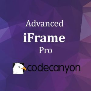 Sale! Buy Discount Advanced iFrame Pro - Cheap Discount Price