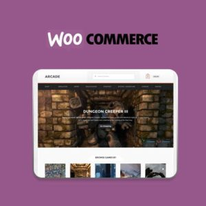 Sale! Buy Discount Arcade Storefront WooCommerce Theme - Cheap Discount Price
