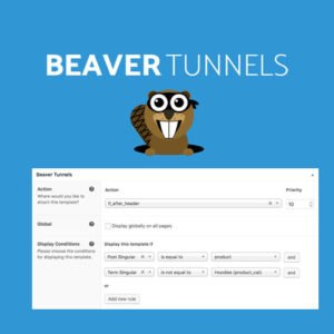 Sale! Buy Discount Beaver Tunnels Addon - Cheap Discount Price
