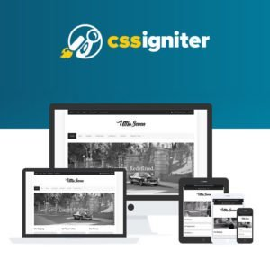 Sale! Buy Discount CSS Igniter Ultraseven WordPress Theme - Cheap Discount Price