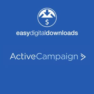 Sale! Buy Discount Easy Digital Downloads ActiveCampaign - Cheap Discount Price