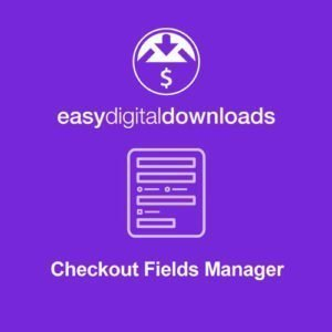 Sale! Buy Discount Easy Digital Downloads Checkout Fields Manager - Cheap Discount Price