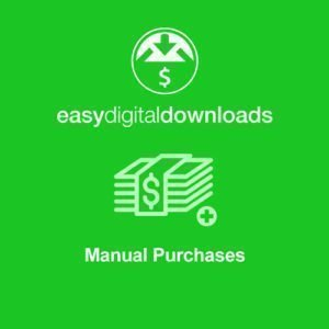Sale! Buy Discount Easy Digital Downloads Manual Purchases - Cheap Discount Price