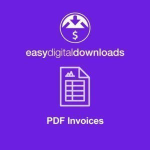 Sale! Buy Discount Easy Digital Downloads PDF Invoices - Cheap Discount Price