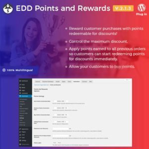 Sale! Buy Discount Easy Digital Downloads – Points and Rewards - Cheap Discount Price