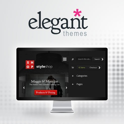 Sale! Buy Discount Elegant Themes StyleShop WooCommerce Theme - Cheap Discount Price