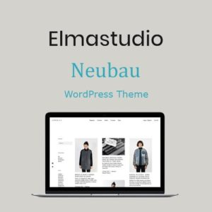 Sale! Buy Discount ElmaStudio Neubau WordPress Theme - Cheap Discount Price