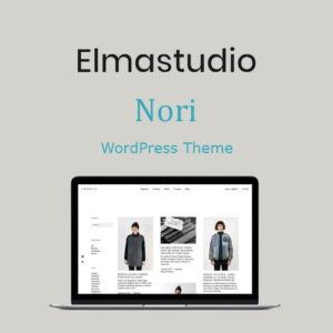 Sale! Buy Discount ElmaStudio Nori WordPress Theme - Cheap Discount Price