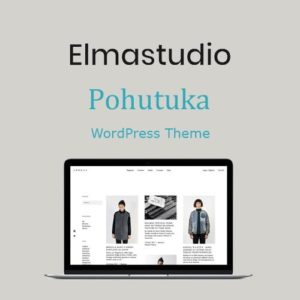 Sale! Buy Discount ElmaStudio Pohutukawa WordPress Theme - Cheap Discount Price
