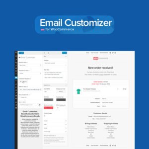 Sale! Buy Discount Email Customizer for WooCommerce - Cheap Discount Price