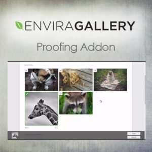 Sale! Buy Discount Envira Gallery – Proofing Addon - Cheap Discount Price