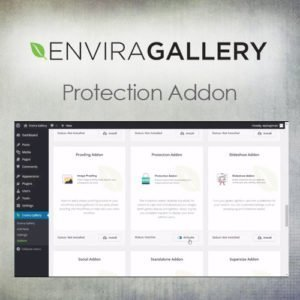 Sale! Buy Discount Envira Gallery – Protection Addon - Cheap Discount Price