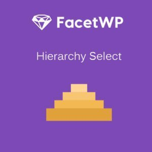 Sale! Buy Discount FacetWP – Hierarchy Select - Cheap Discount Price