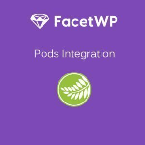 Sale! Buy Discount FacetWP – Pods Integration - Cheap Discount Price