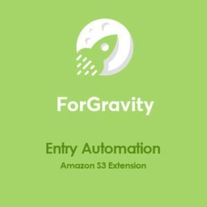 Sale! Buy Discount ForGravity – Entry Automation Amazon S3 Extension - Cheap Discount Price