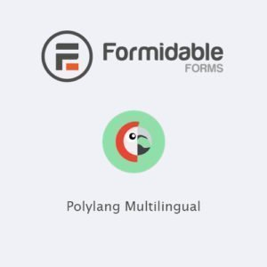 Sale! Buy Discount Formidable Forms – Polylang Multilingual - Cheap Discount Price