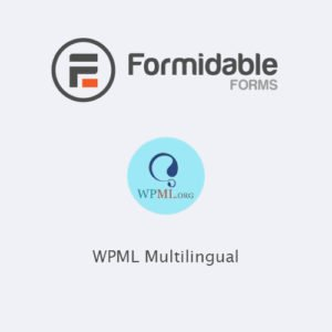 Sale! Buy Discount Formidable Forms – WPML Multilingual - Cheap Discount Price