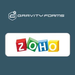 Sale! Buy Discount Gravity Forms Zoho CRM Addon - Cheap Discount Price