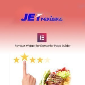 Sale! Buy Discount JetReviews For Elementor - Cheap Discount Price