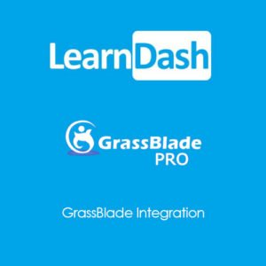 Sale! Buy Discount LearnDash LMS GrassBlade Integration - Cheap Discount Price