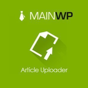 Sale! Buy Discount MainWP Article Uploader - Cheap Discount Price