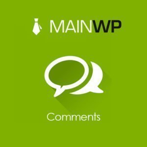 Sale! Buy Discount MainWP Comments - Cheap Discount Price