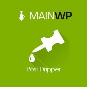Sale! Buy Discount MainWP Post Dripper - Cheap Discount Price