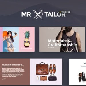 Sale! Buy Discount Mr. Tailor – Responsive WooCommerce Theme - Cheap Discount Price