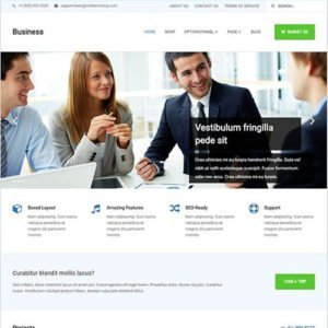 Sale! Buy Discount MyThemeShop Business WordPress Theme - Cheap Discount Price