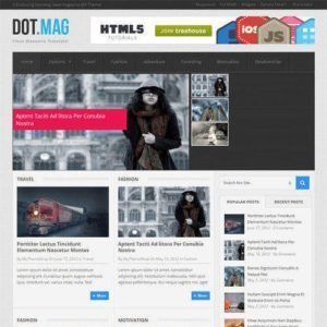 Sale! Buy Discount MyThemeShop Dotmag WordPress Theme - Cheap Discount Price