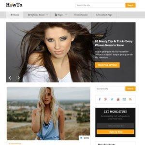 Sale! Buy Discount MyThemeShop HowTo WordPress Theme - Cheap Discount Price