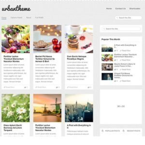 Sale! Buy Discount MyThemeShop Urban WordPress Theme - Cheap Discount Price