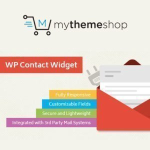 Sale! Buy Discount MyThemeShop WP Contact Widget - Cheap Discount Price