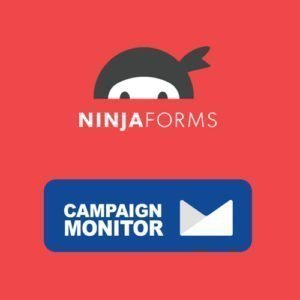 Sale! Buy Discount Ninja Forms Campaign Monitor - Cheap Discount Price