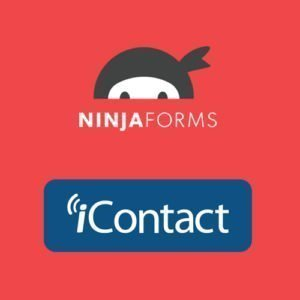 Sale! Buy Discount Ninja Forms iContact - Cheap Discount Price