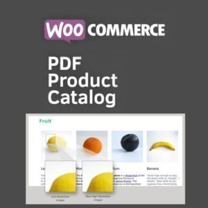 Sale! Buy Discount PDF Product Catalog for WooCommerce - Cheap Discount Price