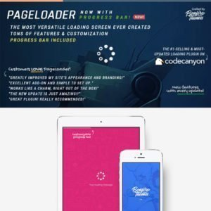 Sale! Buy Discount PageLoader: Loading Screen and Progress Bar for WordPress - Cheap Discount Price