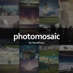 Sale! Buy Discount PhotoMosaic for WordPress - Cheap Discount Price