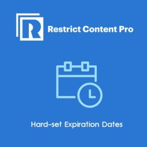 Sale! Buy Discount Restrict Content Pro Hard Expiration Dates - Cheap Discount Price