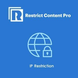 Sale! Buy Discount Restrict Content Pro IP Restriction - Cheap Discount Price