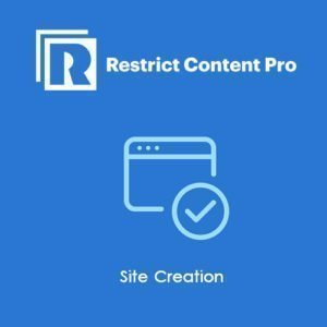 Sale! Buy Discount Restrict Content Pro Site Creation - Cheap Discount Price