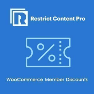 Sale! Buy Discount Restrict Content Pro WooCommerce Member Discounts - Cheap Discount Price