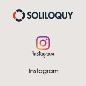 Sale! Buy Discount Soliloquy Instagram Addon - Cheap Discount Price