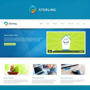 Sale! Buy Discount Sterling – Responsive WordPress Theme - Cheap Discount Price