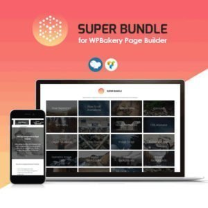 Sale! Buy Discount Super Bundle for WPBakery Page Builder - Cheap Discount Price