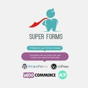 Sale! Buy Discount Super Forms – Front-end Posting - Cheap Discount Price